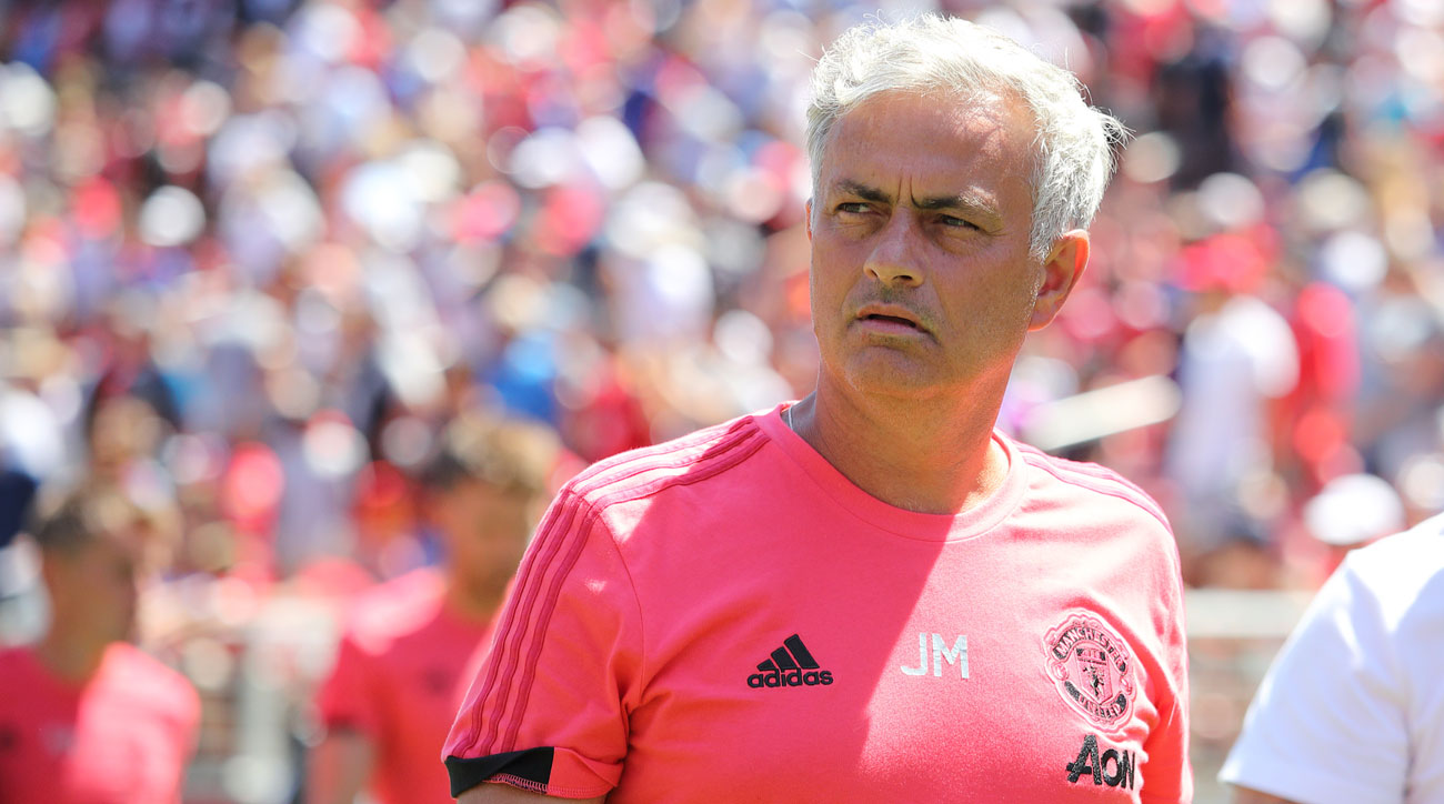 Manchester United faces AC Milan in the 2018 ICC