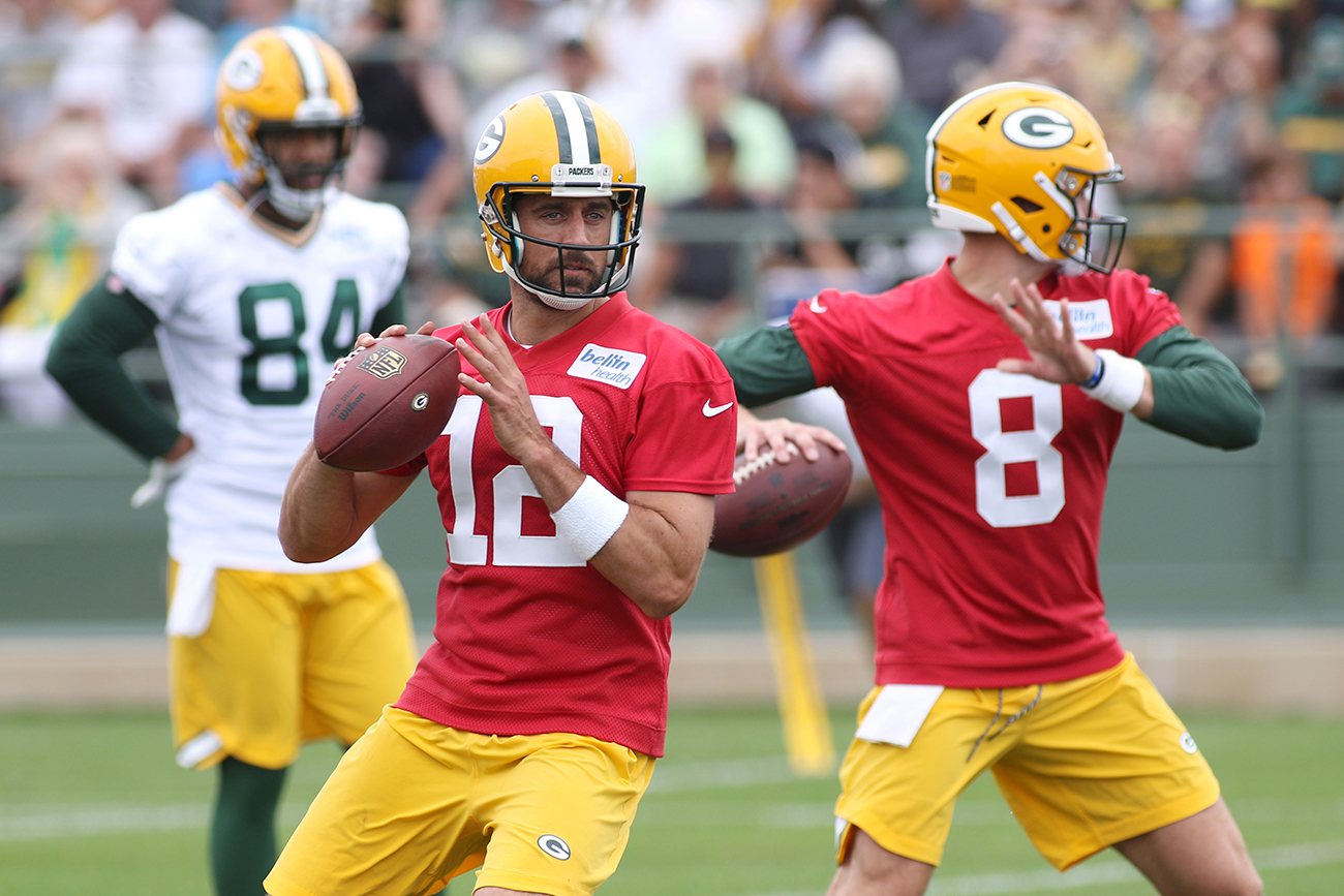 NFL: JUL 26 Packers Training Camp