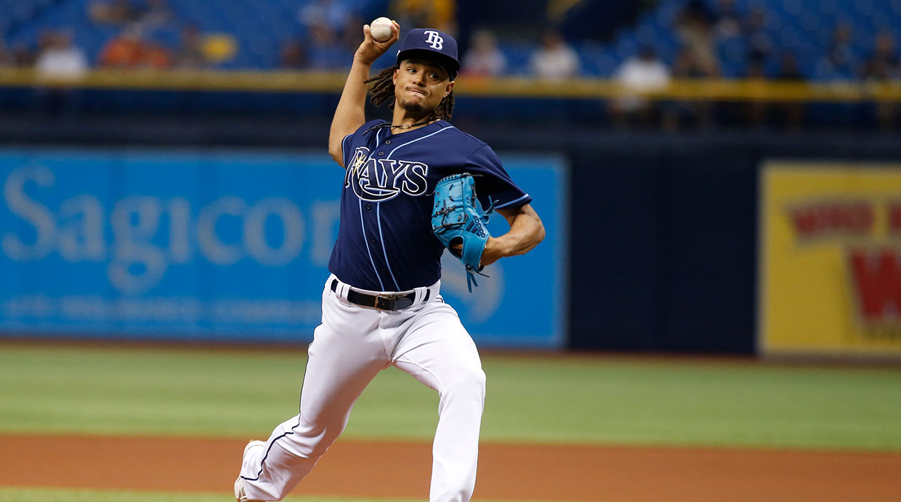 chris archer traded rays