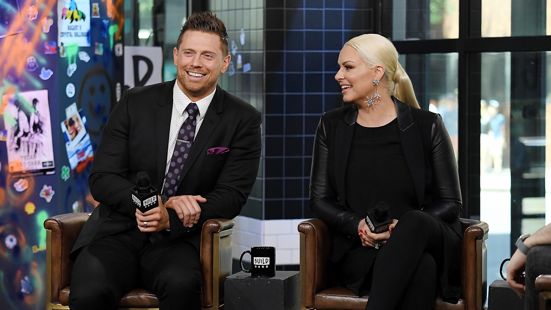 Miz & Mrs.: WWE star The Miz talks about new TV show