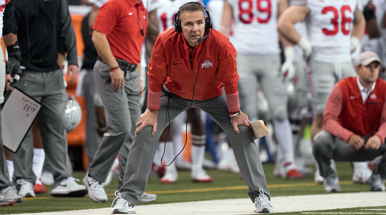 Ohio State coach Urban Meyer under fire for handling of Zach Smith domestic violence