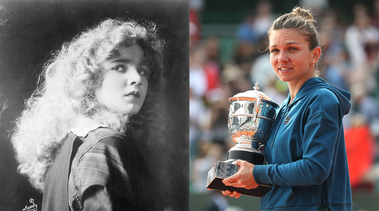 Mary Miles Minter simona halep