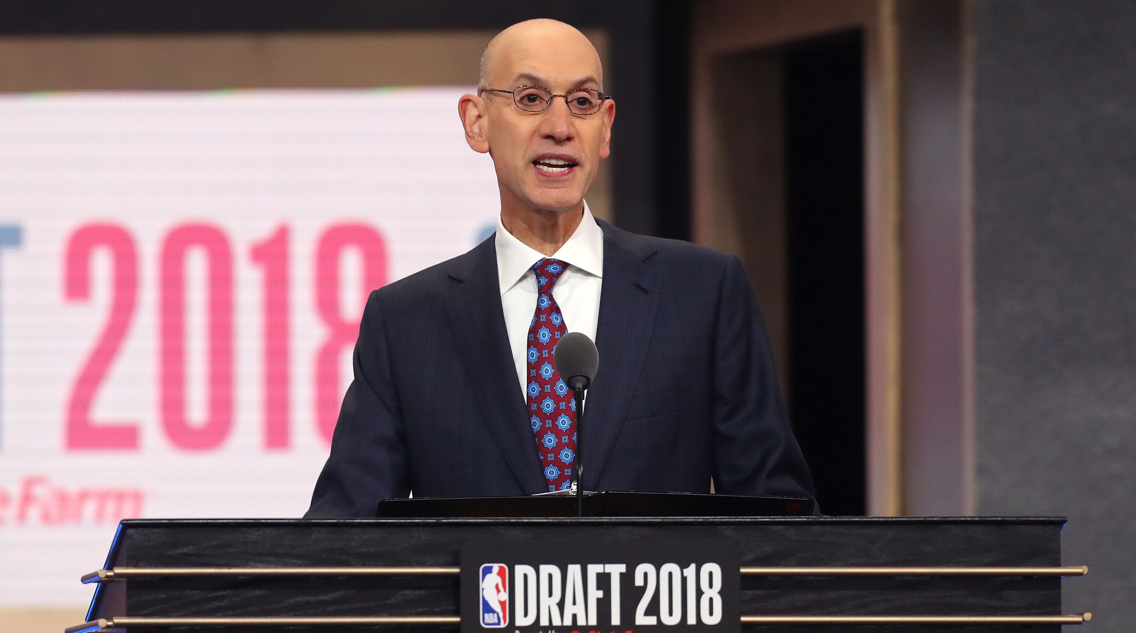NBA, USA Basketball 'blindsided' by new NCAA rules, report says