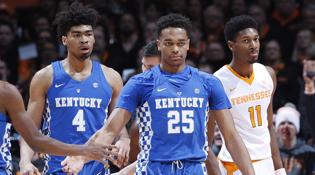 Kentucky v Tennessee