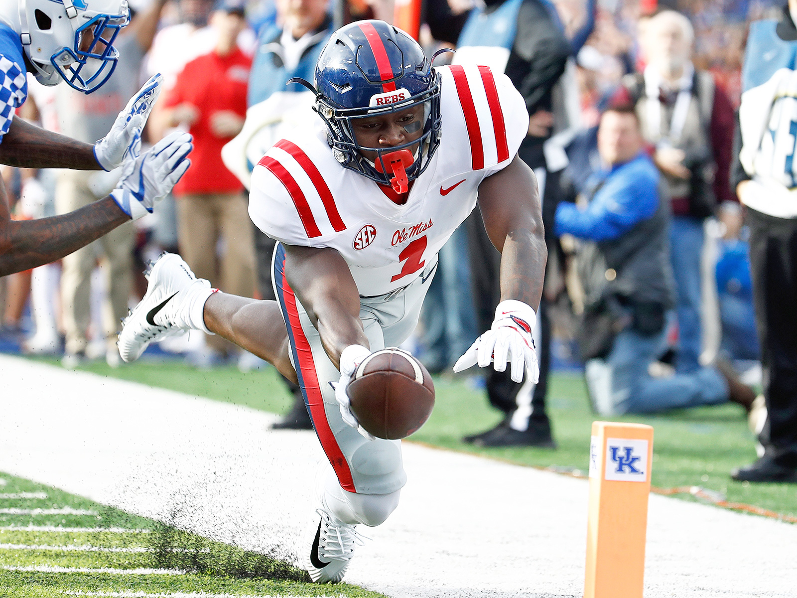 Ole Miss A.J. Brown