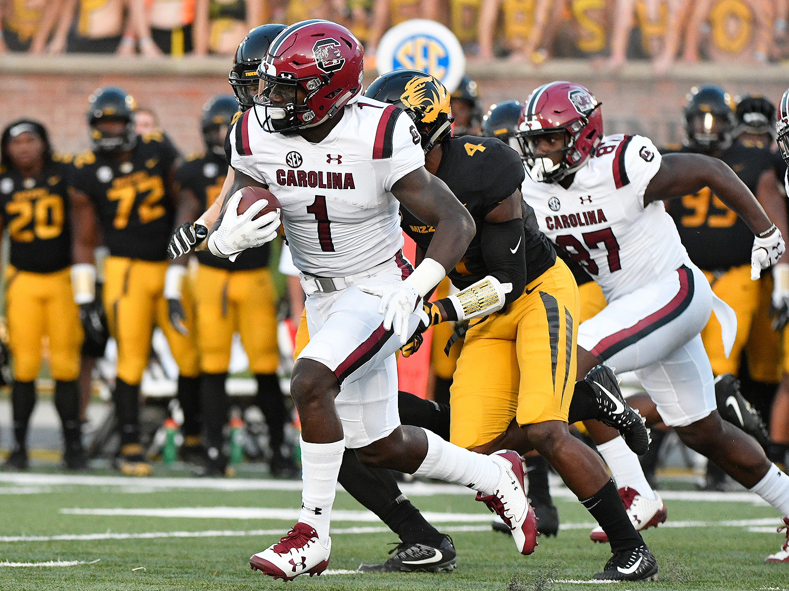 South Carolina Deebo Samuel