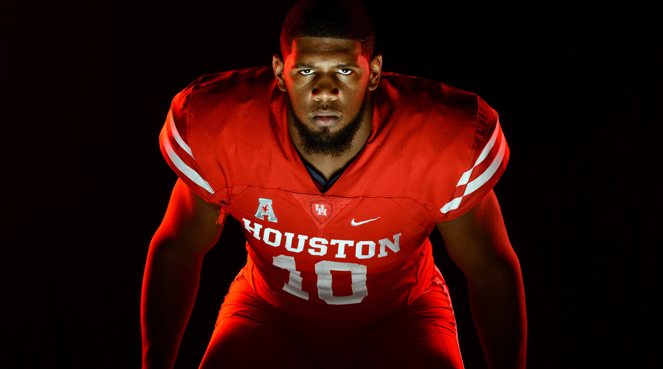 Ed Oliver: 2019 NFL draft awaits for unstoppable Houston DT