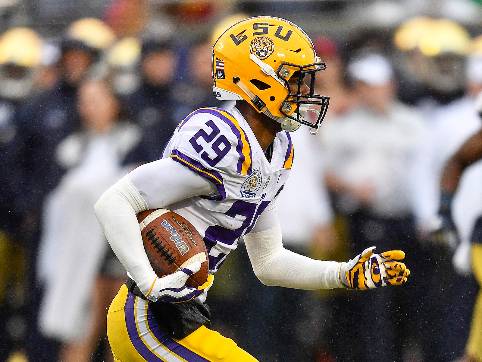 LSU Greedy Williams