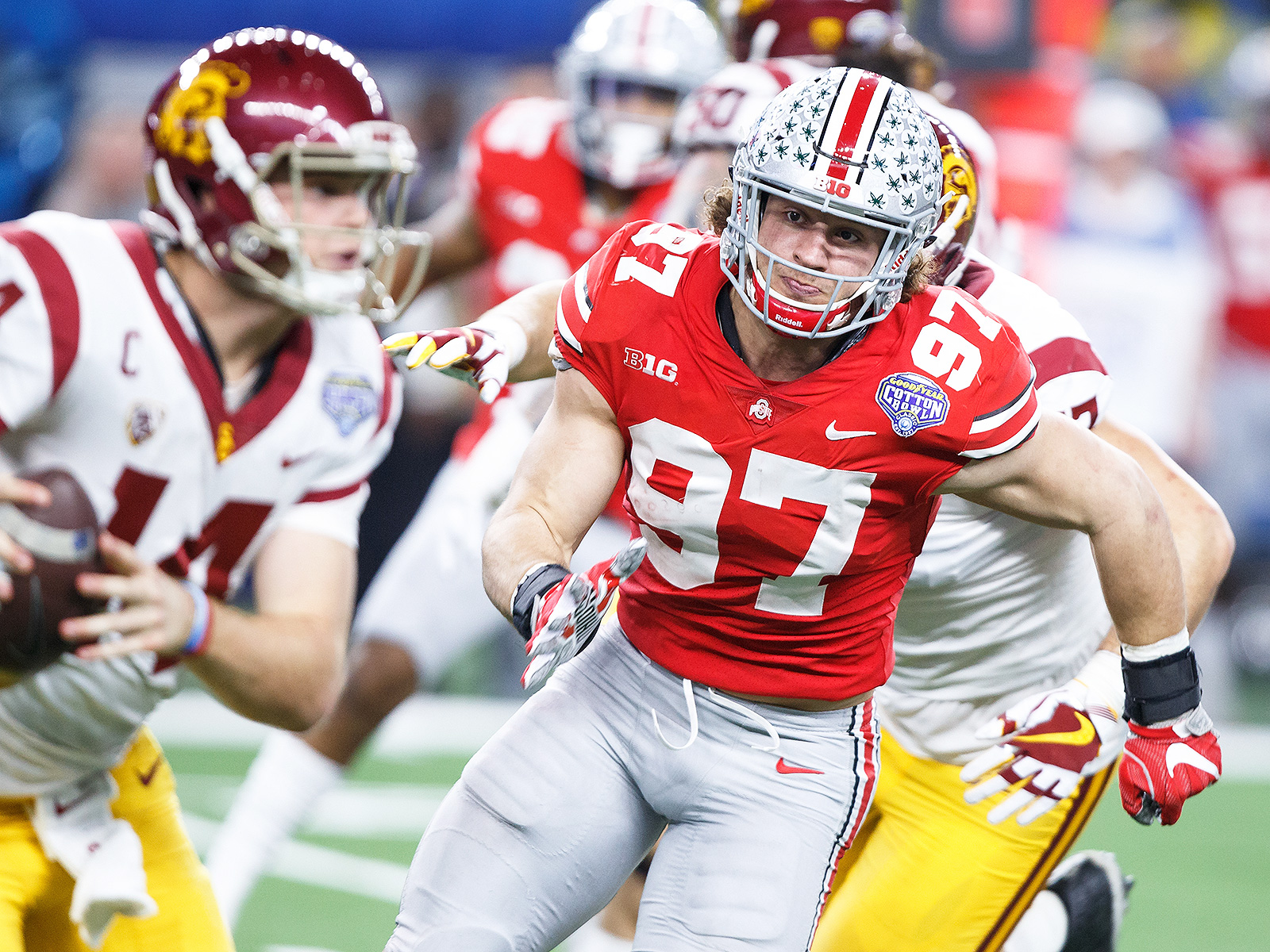 Ohio State Nick Bosa