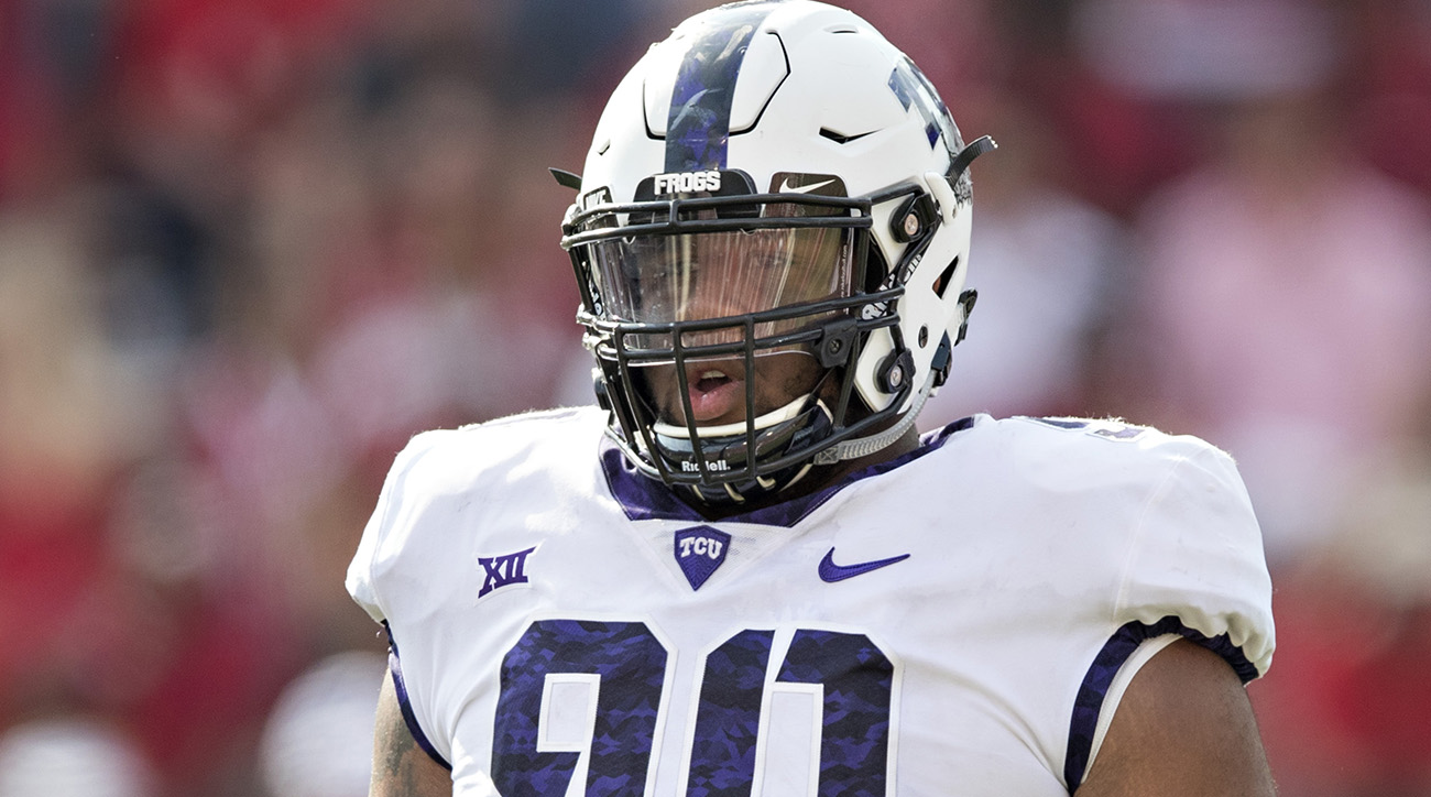 Ross Blacklock, ross blacklock injury updates, tcu, texas christian university
