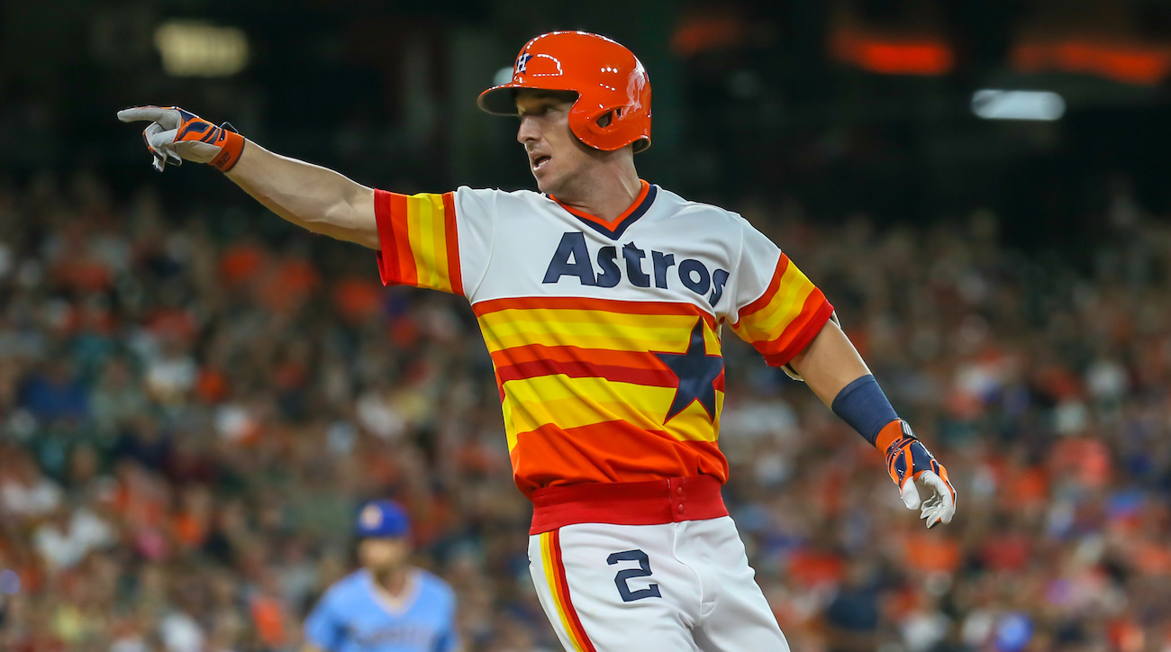 competitive price 5f50c c2c34 Astros' Alex Bregman Talks Fame, Favorite Players, and ...