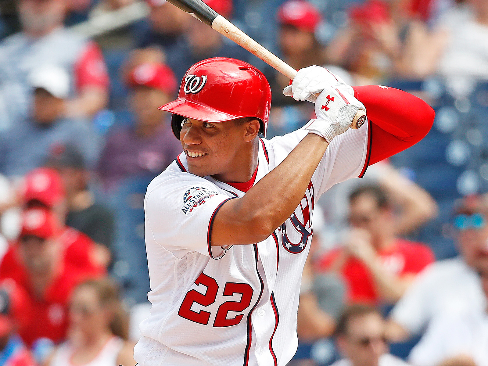 Washington Nationals Juan Soto