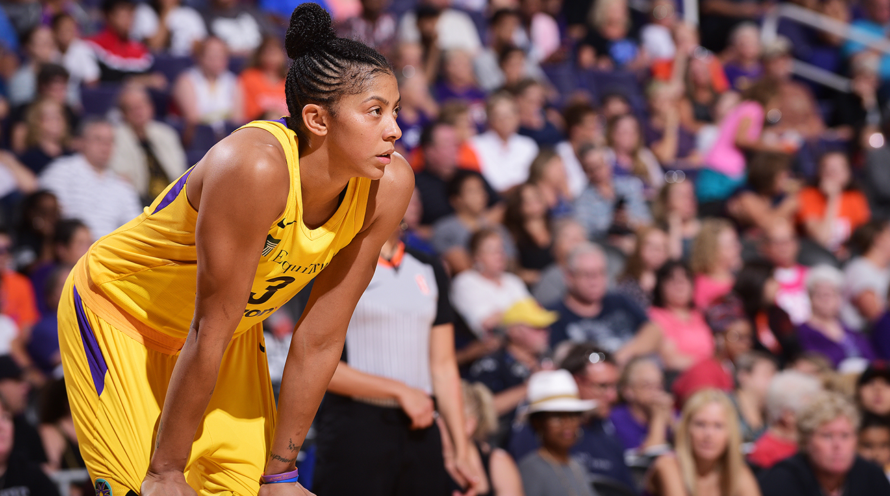 Los Angeles Sparks v Phoenix Mercury