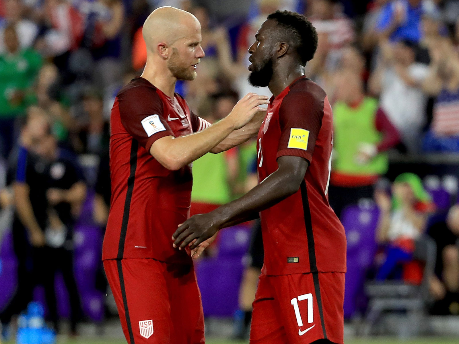 Jozy Altidore and Michael Bradley may still have futures with the U.S. national team