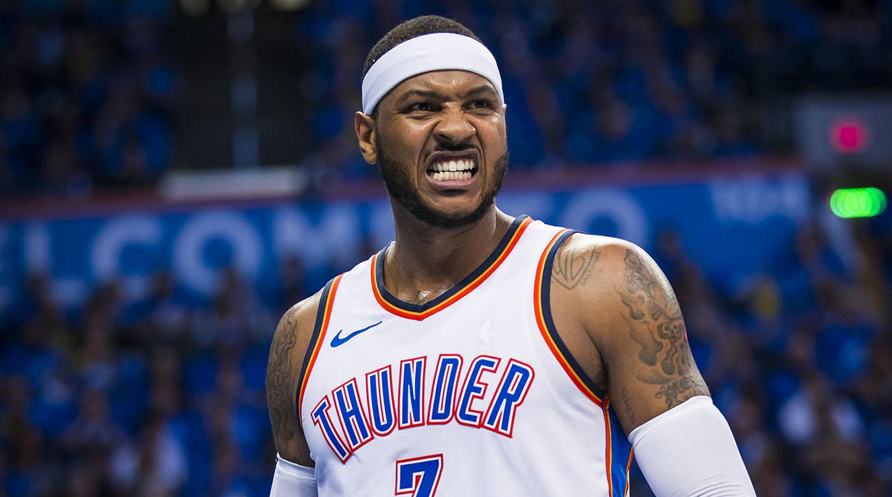 Utah Jazz v Oklahoma City Thunder - Game One