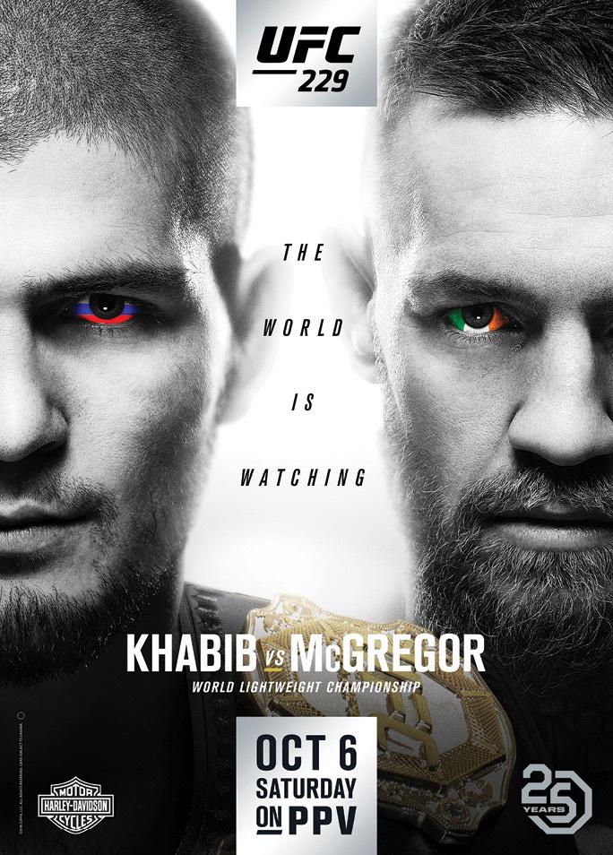 Connor McGregor, mcgregor, ufc, UFC 229, MMA, khabib nurmagomedov, dana white, McGregor return
