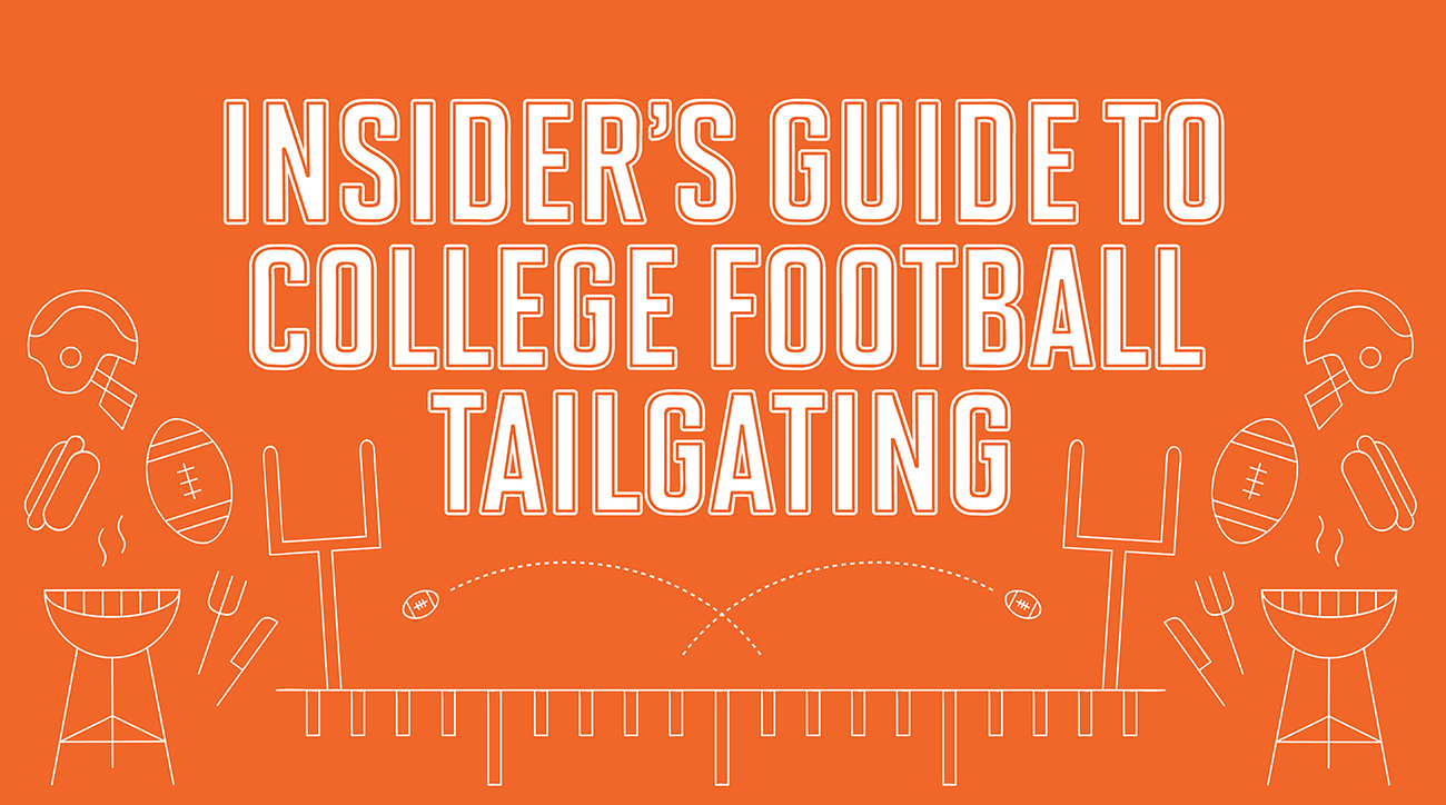 College Football Tailgating 2018: Tips, parking advice, food