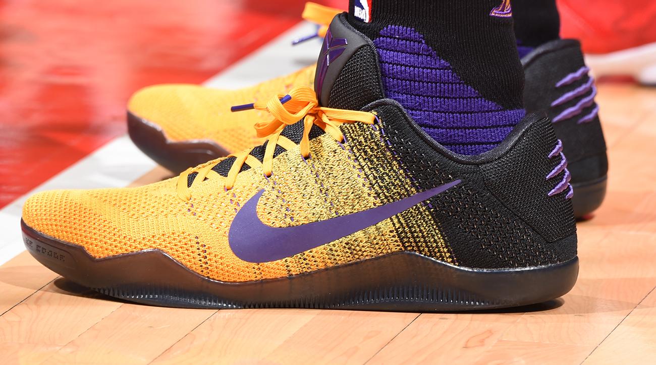 e29c741f3f75 History of Kobe Bryant s Signature Shoes