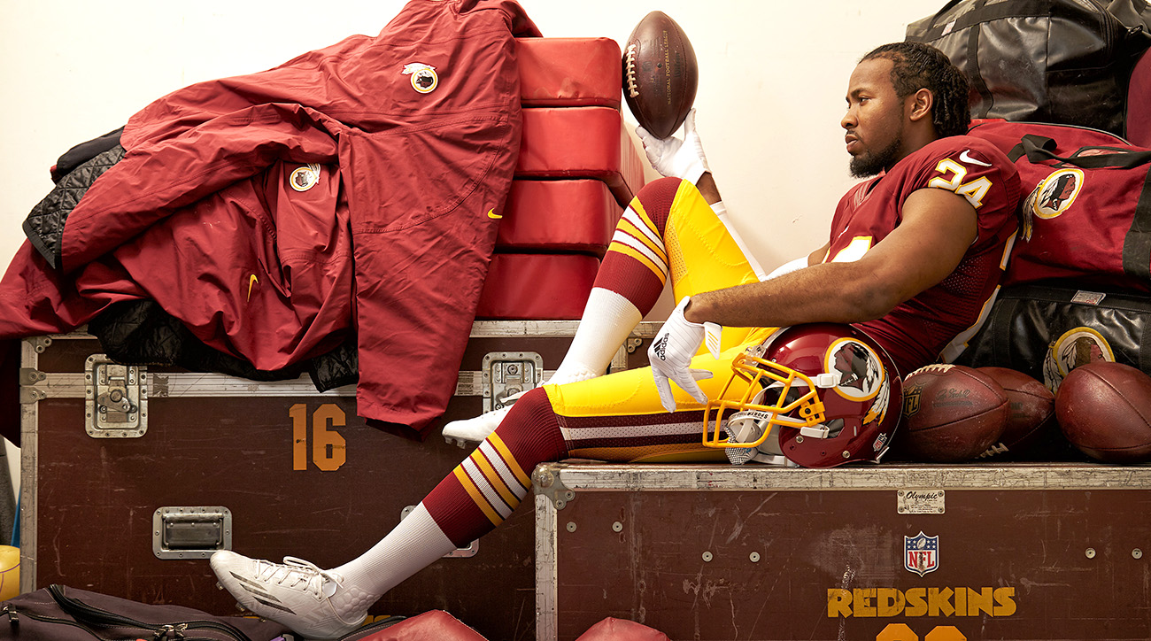 Washington Redskins Josh Norman