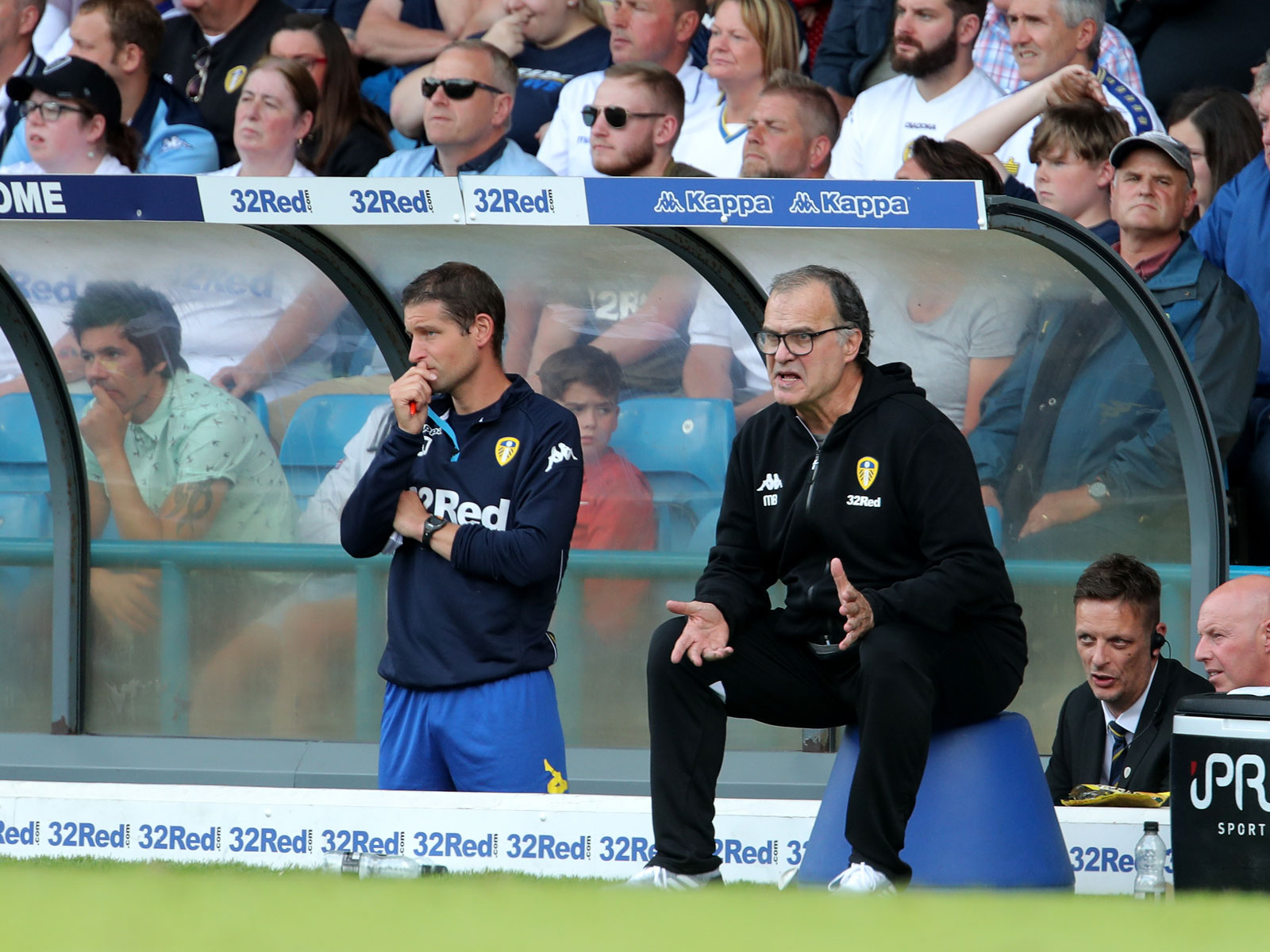 Marcelo Bielsa has excelled early as Leeds United manager