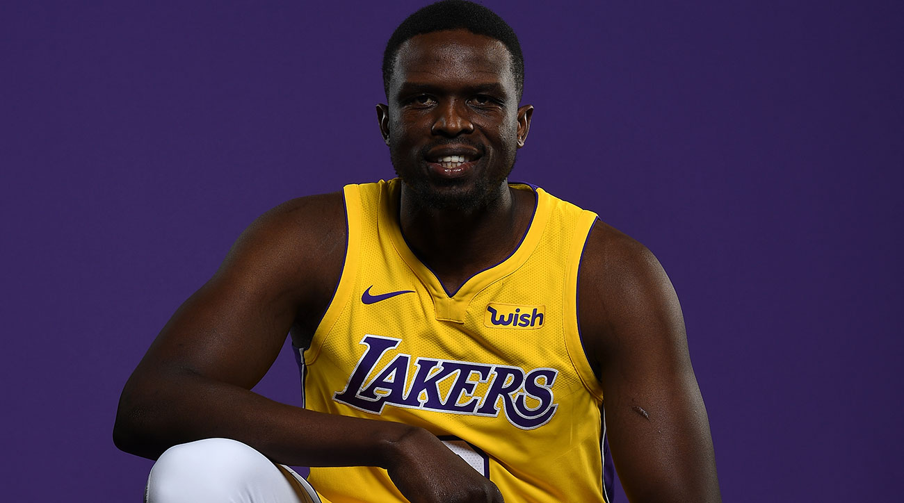Image result for luol deng