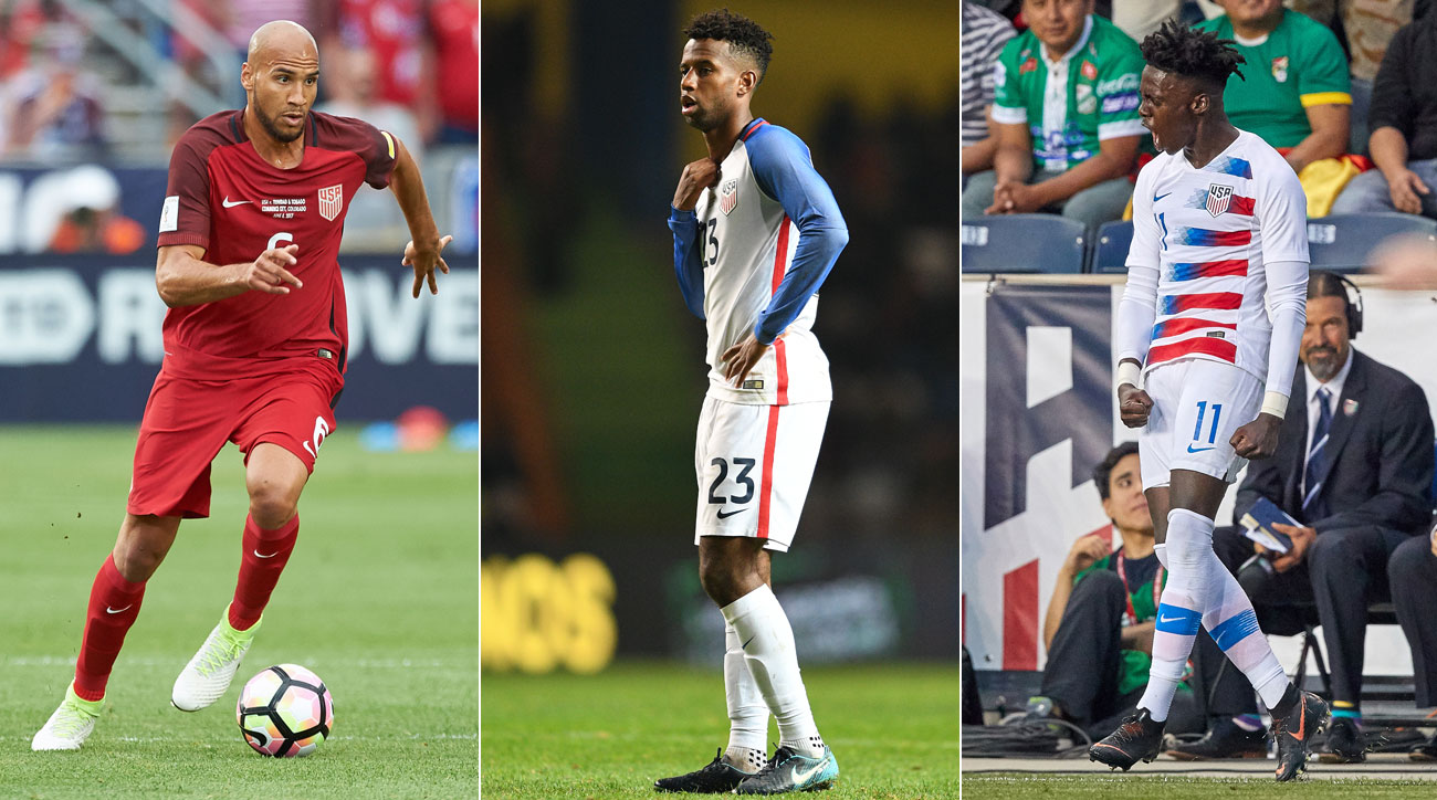 John Brooks, Kellyn Acosta and Tim Weah join the U.S. men's national team