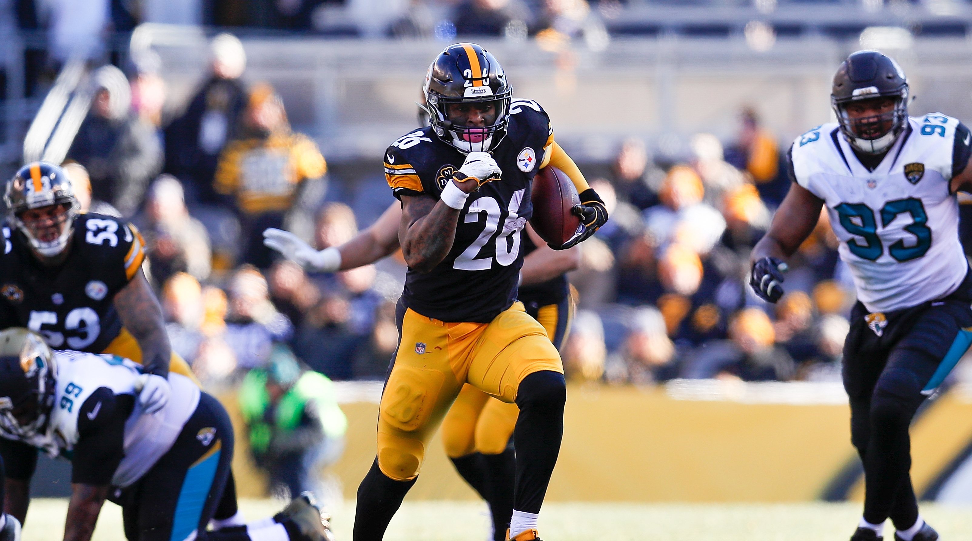 Leveon Bell Contract Steelers Disappointed Rb Hasnt Signed Deal Si Com