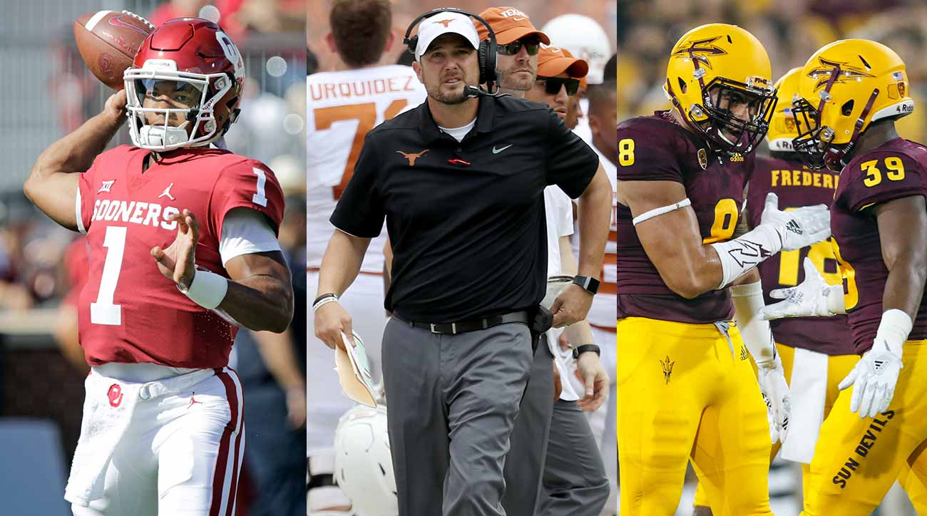 Reactions to Kyler Murray, Tom Herman and other Week 1 results