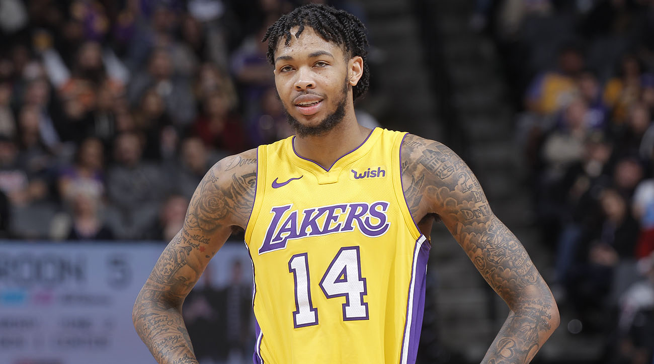 ffb69b542f6 NBA Breakout Candidates  Lakers  Brandon Ingram and Josh Hart