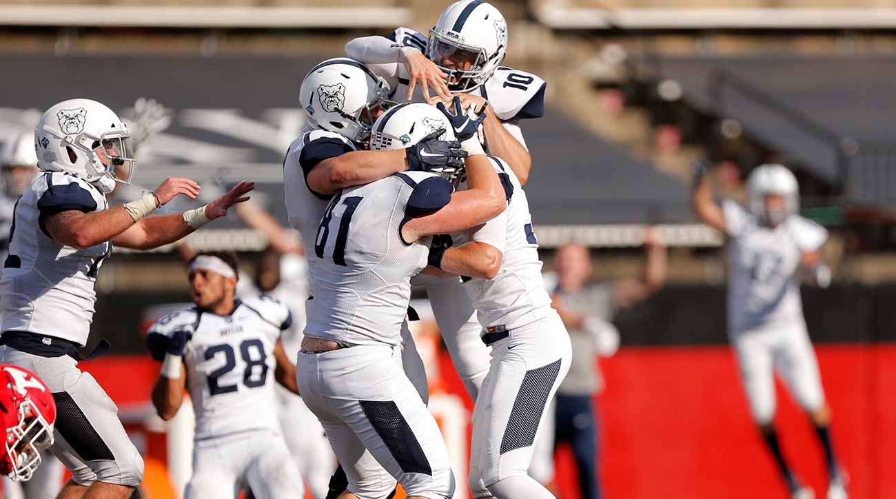 Butler upsets Youngstown State, notches win for FCS Pioneer League