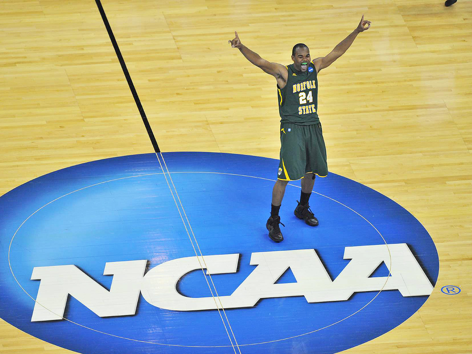 Norfolk State Brandon Wheeless