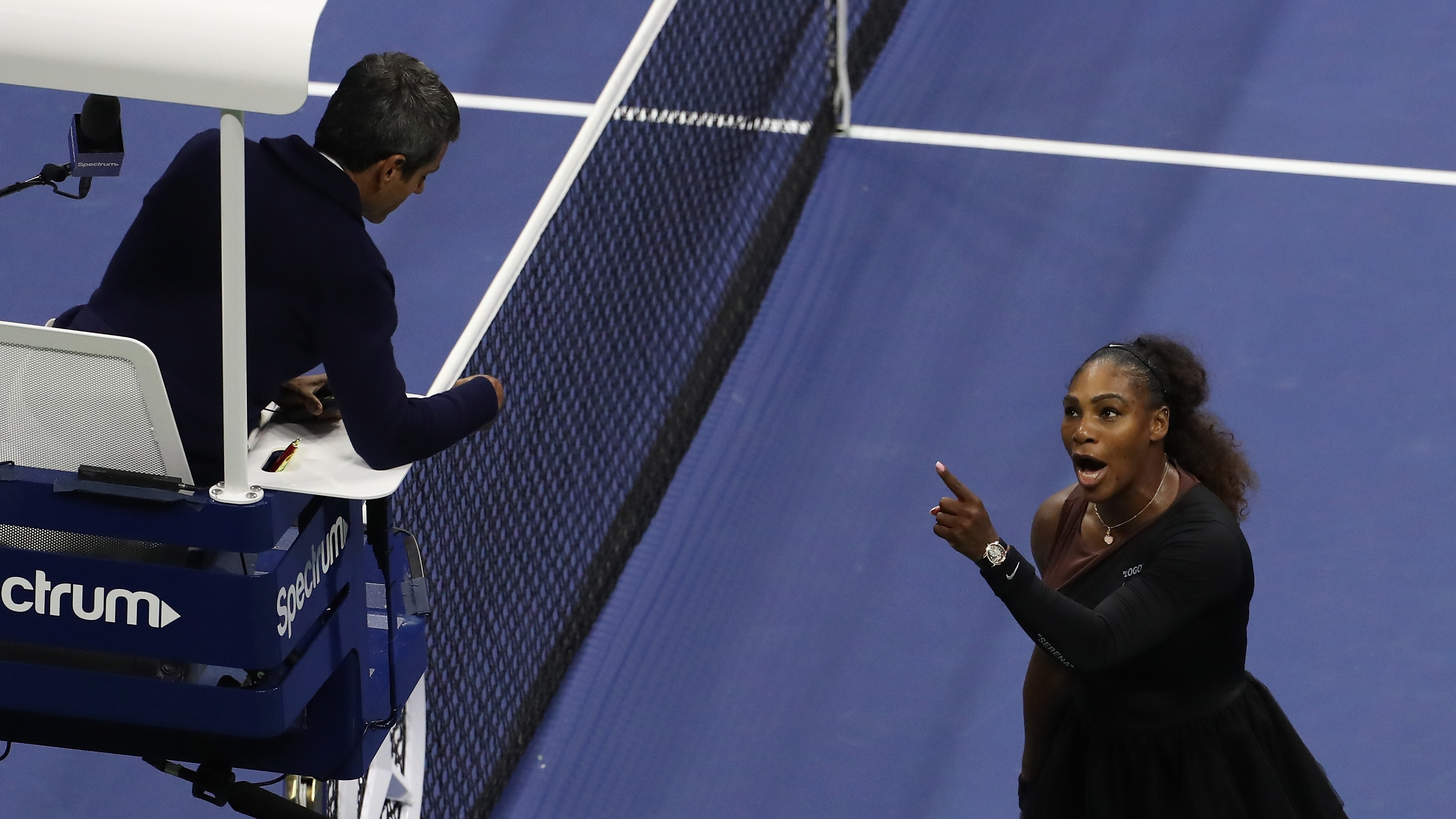 5387373cf6d Serena Williams US Open controversy revisited, four days later | SI.com