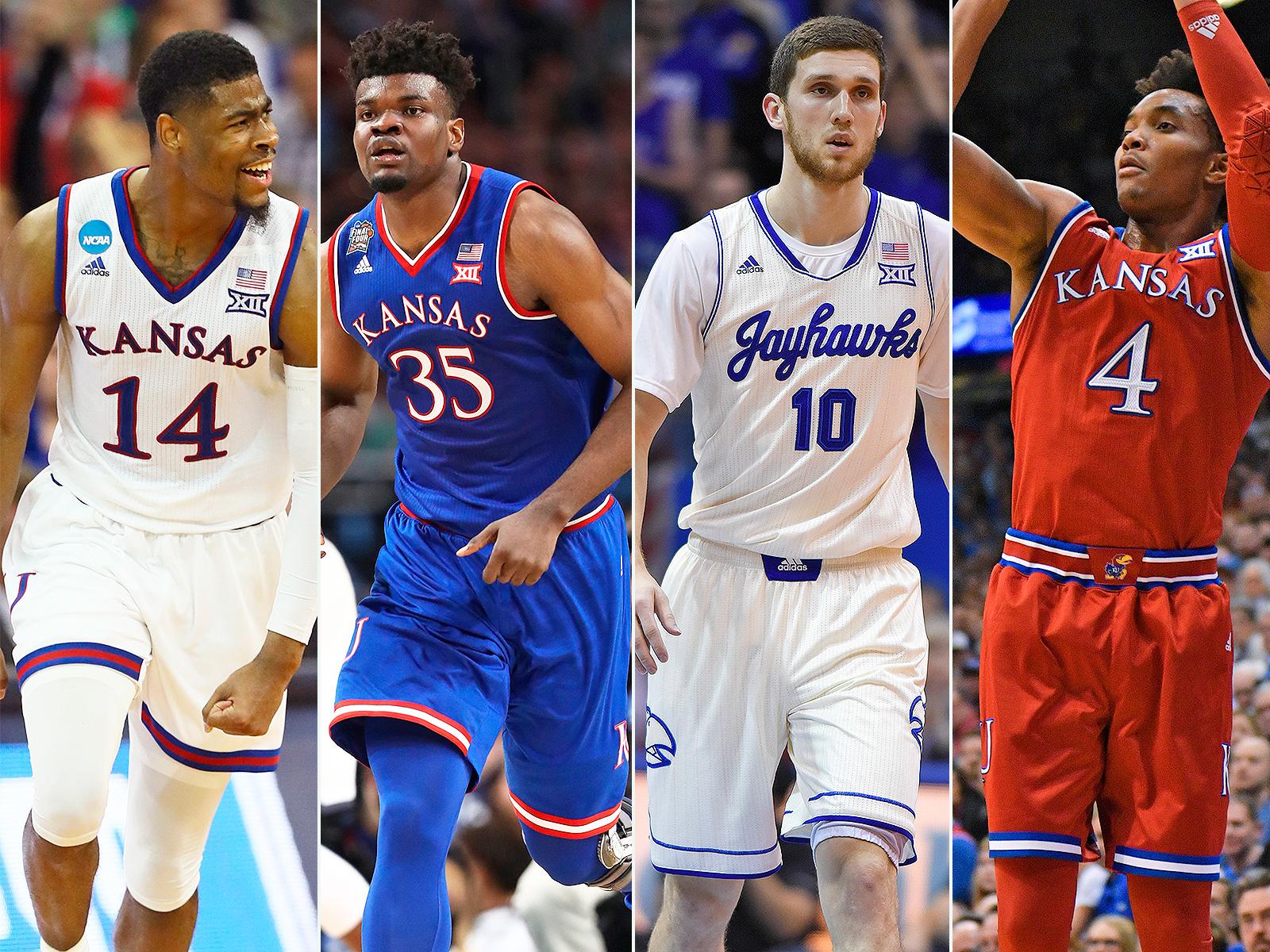 College Basketball Best Uniforms Unc Ucla Lead Ranking Si Com