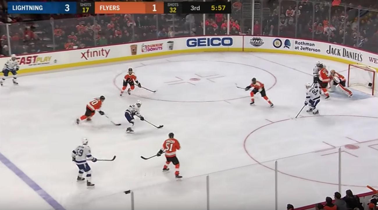 91fcf3543 Tampa Bay Lightning forward Nikita Kucherov breaks down film