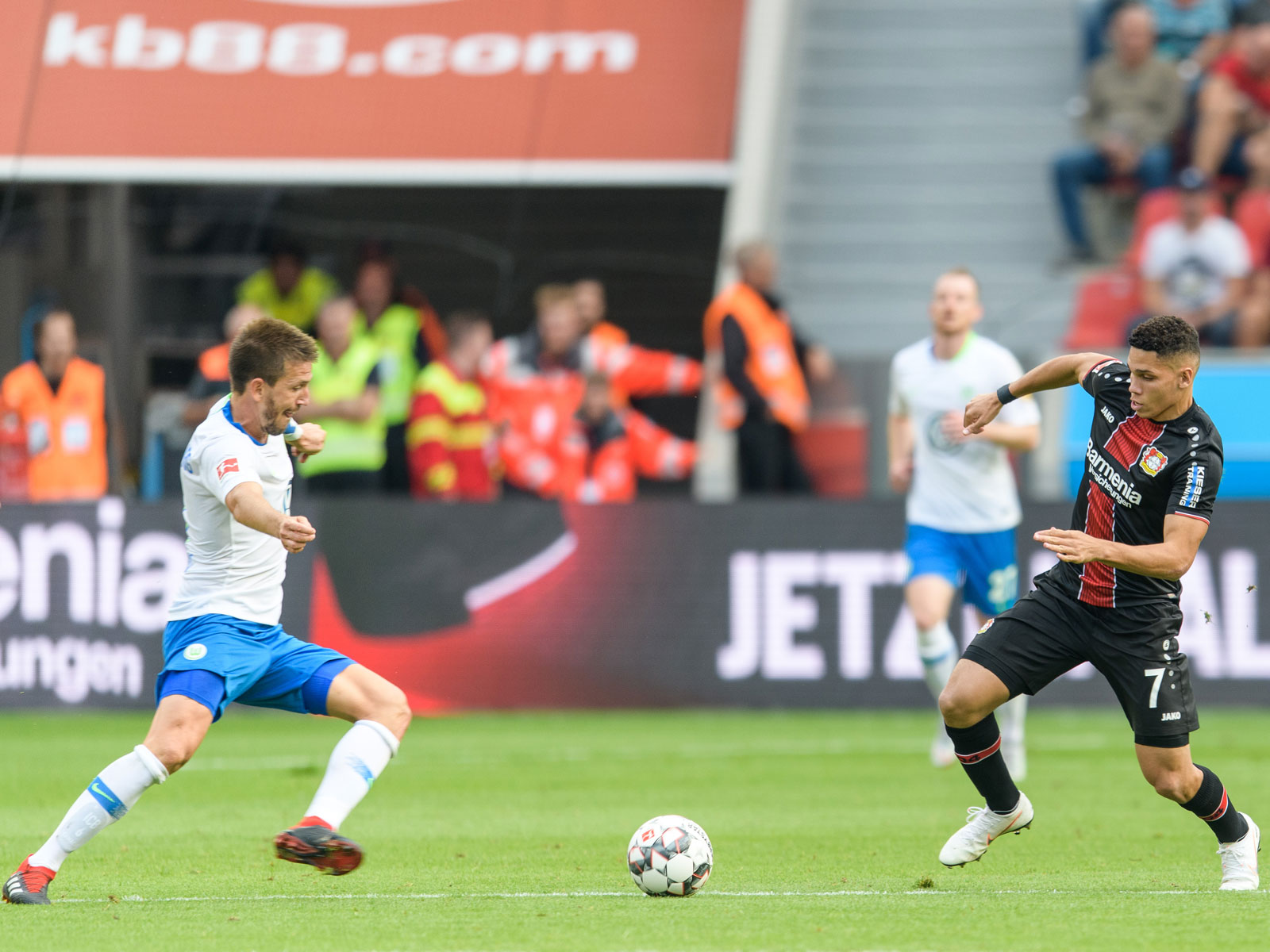 Brazilian Paulinho is Bayer Leverkusen's most recent young star acquisition