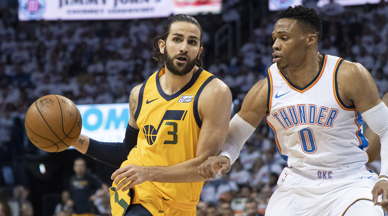 Utah Jazz  v Oklahoma City Thunder - Game Two