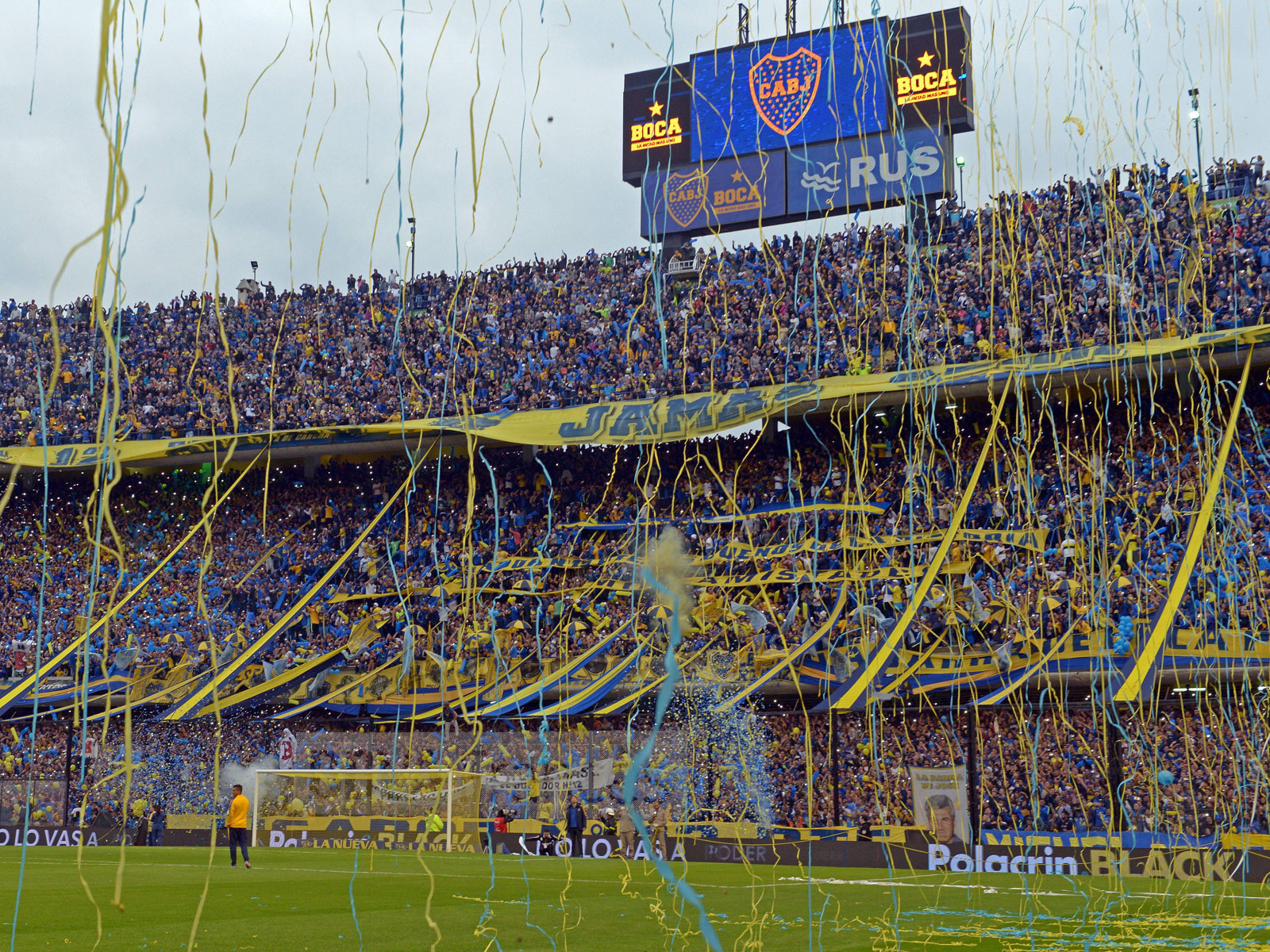 Boca Juniors: Boca Juniors Confidential: Review Of Netflix Series On