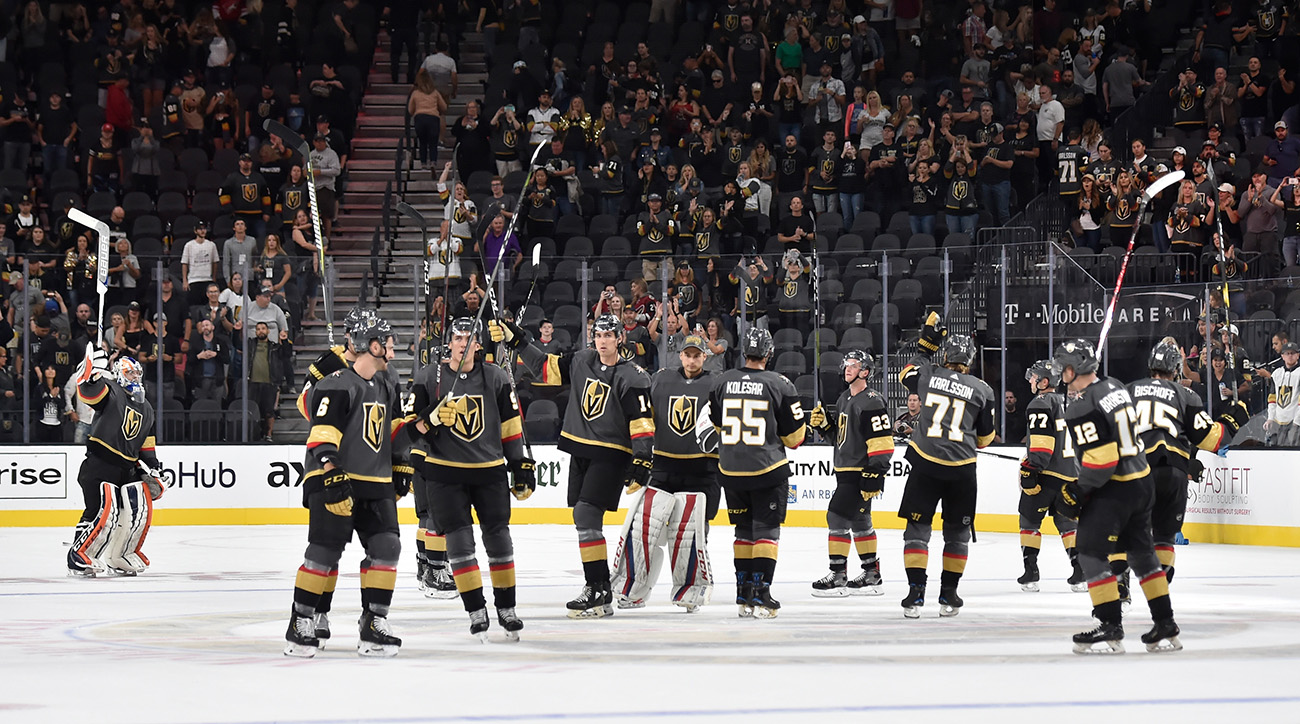 vegas golden knights, William Hill, Vegas Golden Knights sports betting partnership