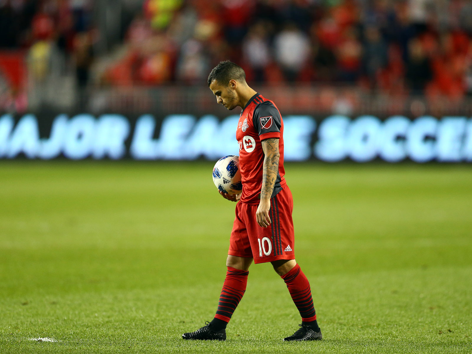 Sebastian Giovinco and Toronto FC are slipping out of playoff contention in MLS