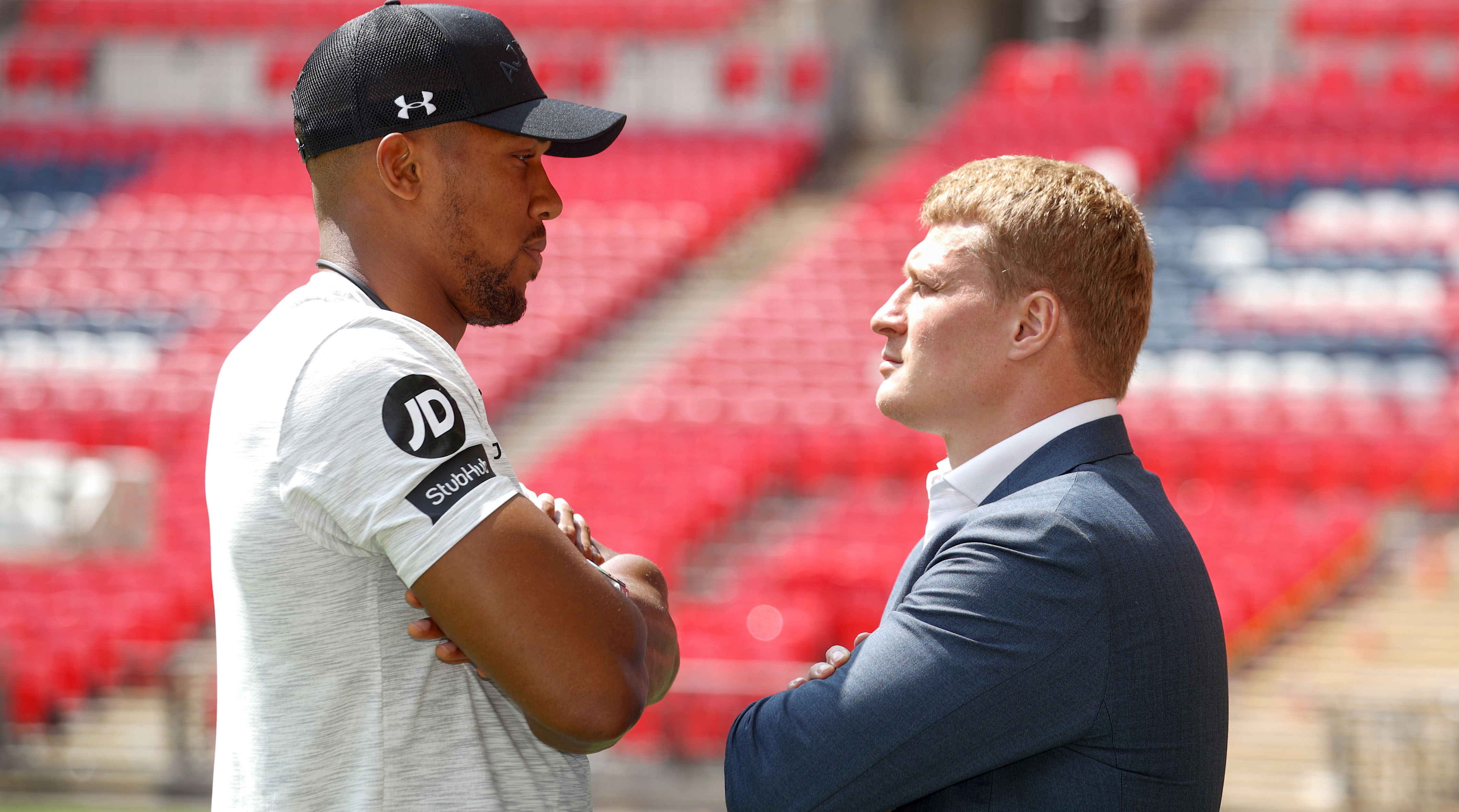 Anthony Joshua vs. Alexander Povetkin: Fight Preview,  How to Watch   Sports Illustrated