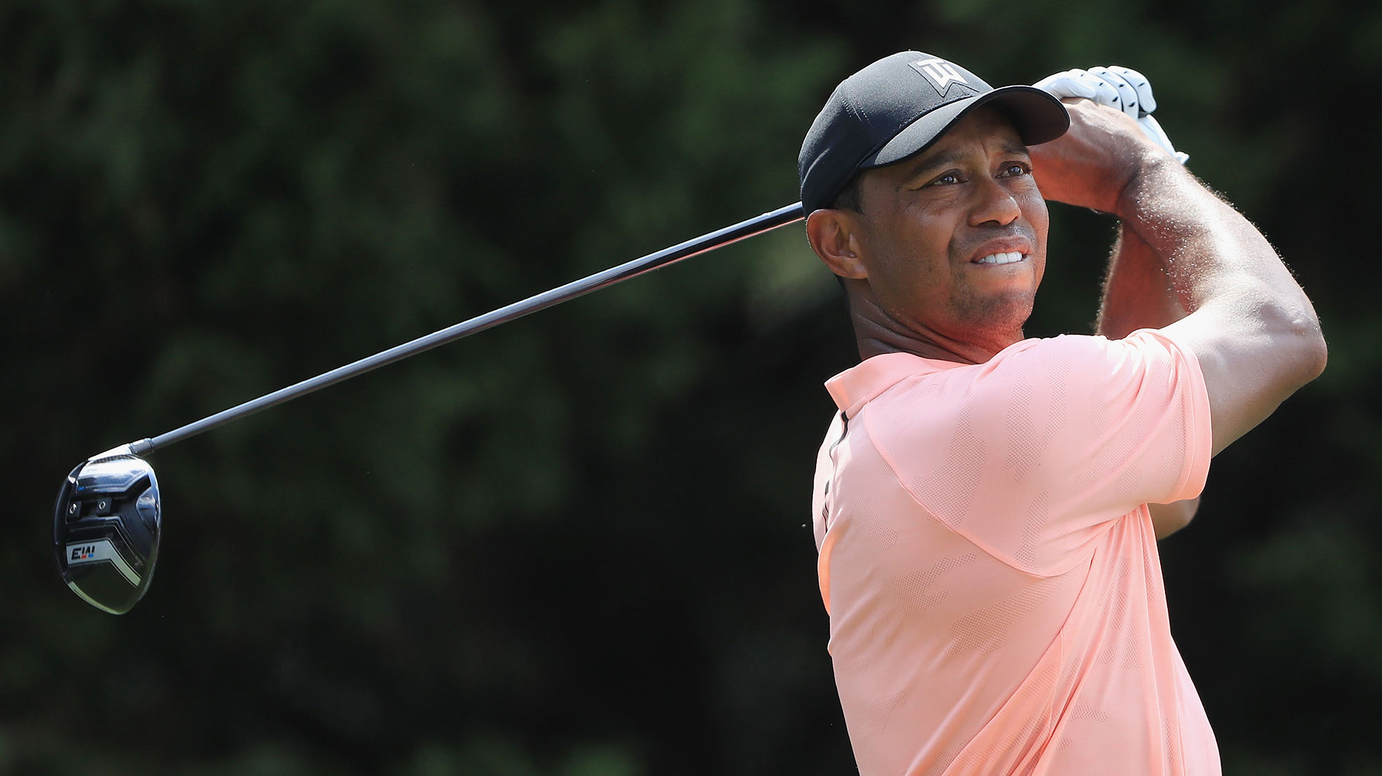 Tiger at the Tour Championship on Thursday