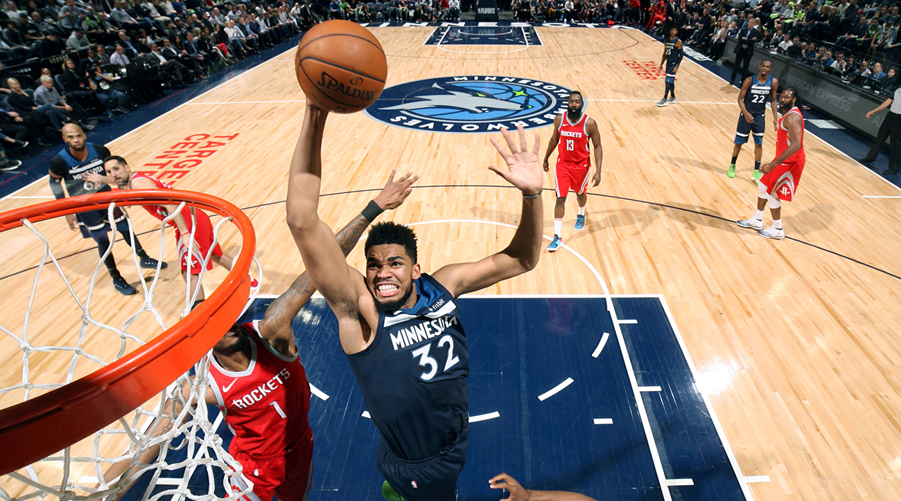 Houston Rockets v Minnesota Timberwolves - Game Four