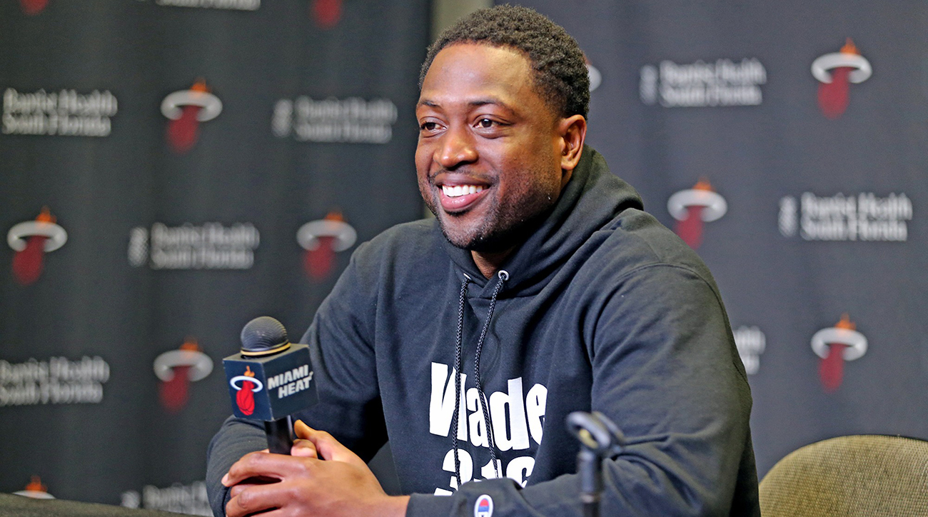 Miami Heat press conference