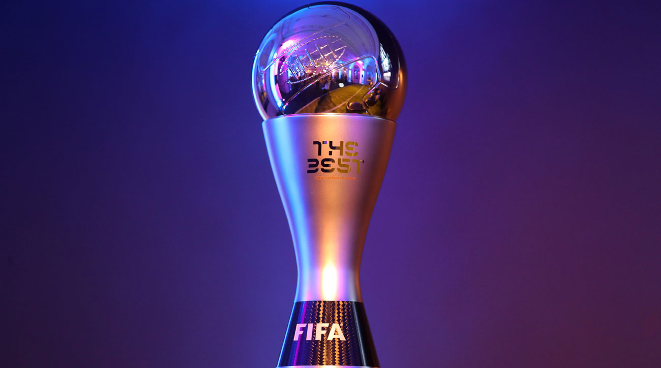 FIFA Best Awards take place Sept. 24