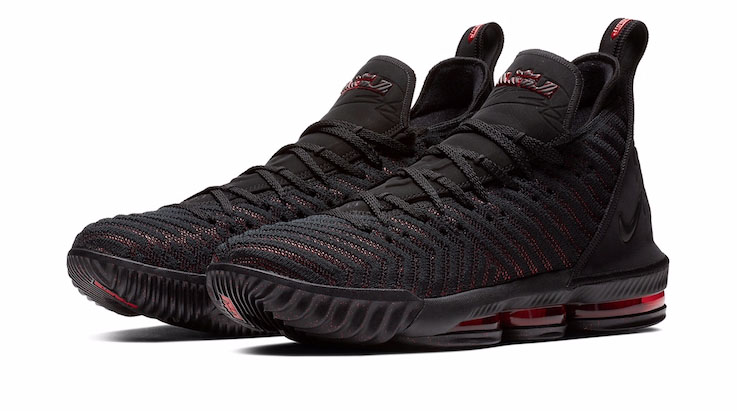 timeless design eee75 174f6 LeBron James Put Pressure on Nike to Produce with LeBron 16 ...
