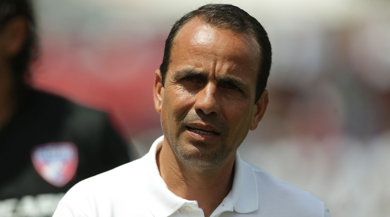 Oscar Pareja is FC Dallas's head coach