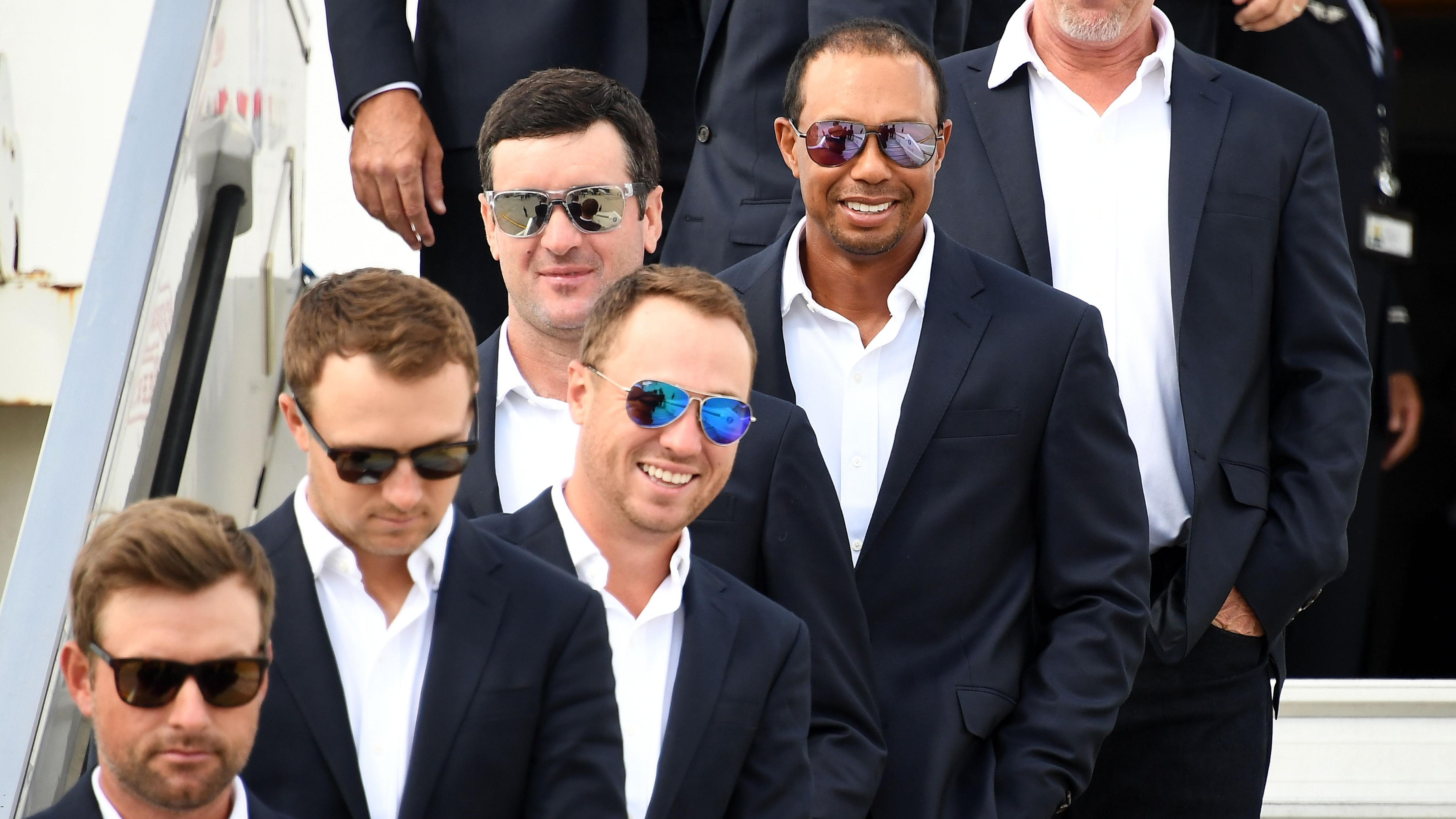 Ryder Cup preview tiger woods phil mickelson dustin johnson team usa le golf national