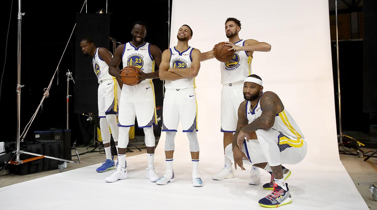 Warriors Starting Five