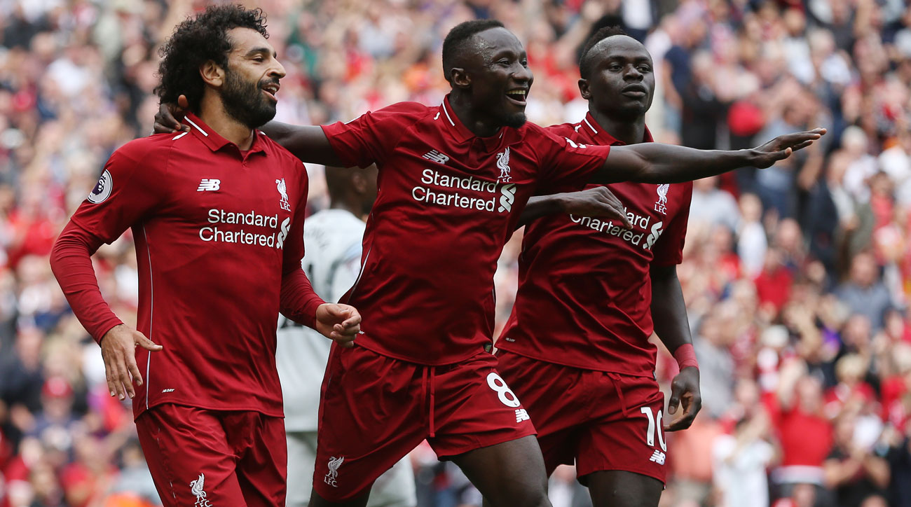 Liverpool is off to a perfect start to the 2018-19 season
