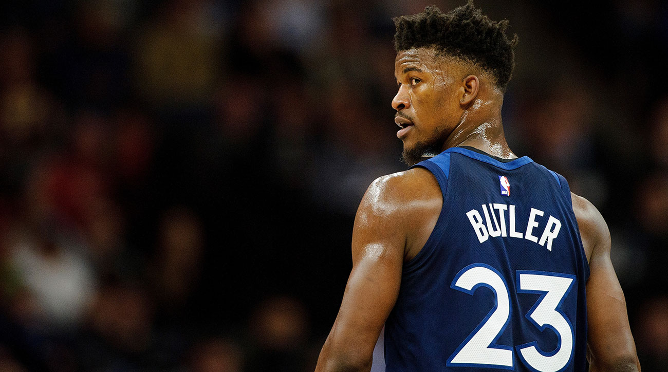 Cleveland Cavaliers remain interested in Minnesota Timberwolves G Jimmy Butler